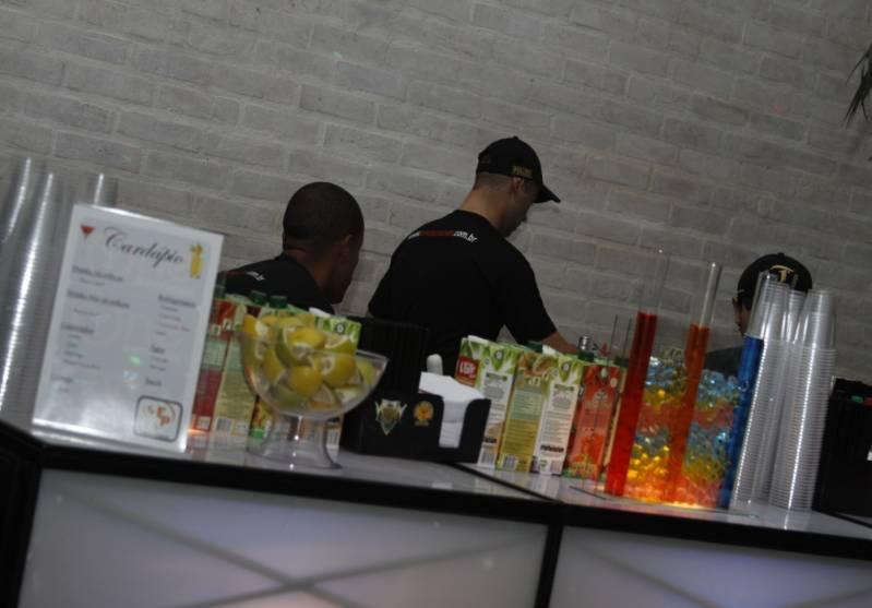 Bar de Caipirinha para Debutante em Sp Perus - Bar de Caipirinha para Festa