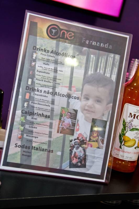 Bar de Caipirinha para Festa de Aniversário em Sp Piqueri - Bar de Caipirinha para Casamento