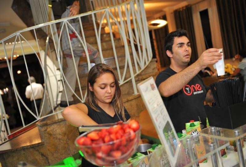 Bar de Caipirinha para Festa de Aniversário Higienópolis - Bar de Caipirinha para Festa