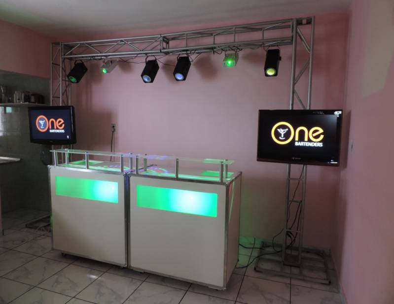 Bar para Feira Promocional Sapopemba - Bar para Evento Corporativo