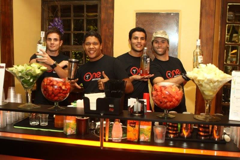 Bartender para Congresso Sacomã - Bartender para Congresso