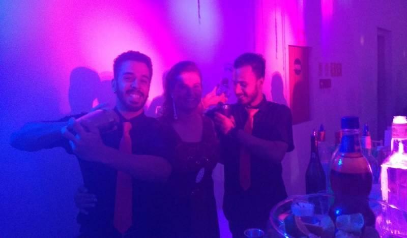 Bartender para Formatura Pequena Bixiga - Bartender para Festa de Formatura