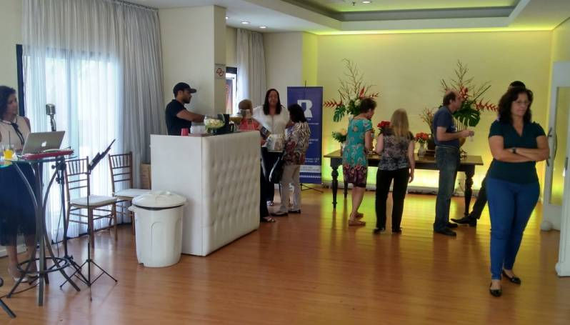 Buffet de Coquetel para Evento Carapicuíba - Buffet de Coquetel a Domicílio