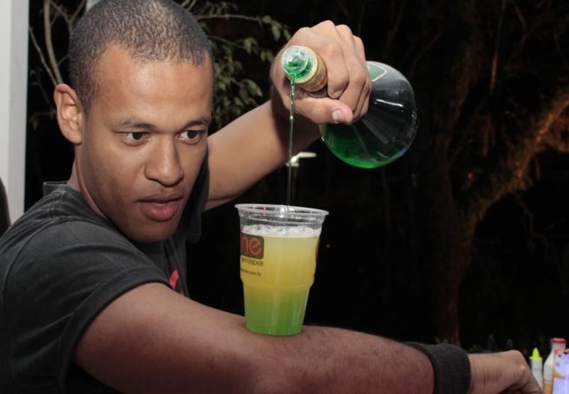 Onde Encontro Serviço de Bar para Confraternização de Empresa José Bonifácio - Serviço de Bar para Congresso