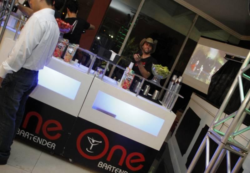 Open Bar de Coquetel Vila Leopoldina - Serviço de Open Bar para Congresso