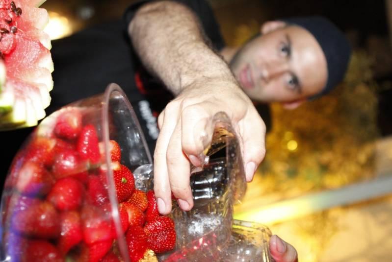 Open Bar para Debutante em Sp Osasco - Serviço de Open Bar para Congresso