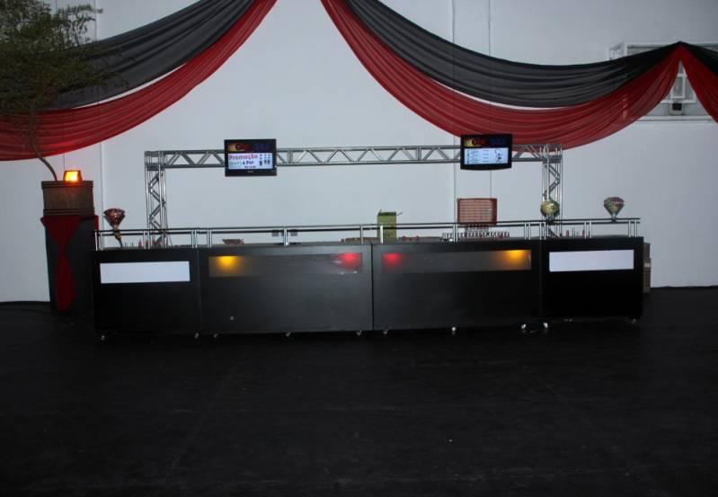 Open Bar para Evento Corporativo Jurubatuba - Serviço de Open Bar para Congresso