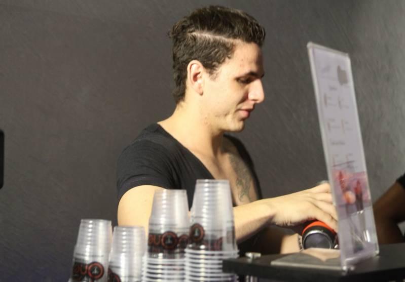 Open Bar para Feira Promocional em Sp Vila Romana - Serviço de Open Bar para Congresso