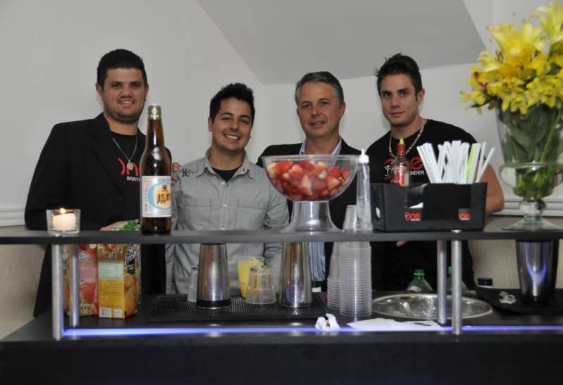 Open Bar para Festa de 15 Anos Bairro do Limão - Serviço de Open Bar para Congresso