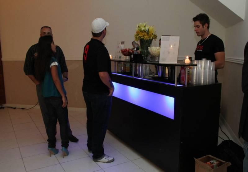 Open Bar para Festas de Formaturas Penha - Serviço de Open Bar para Congresso
