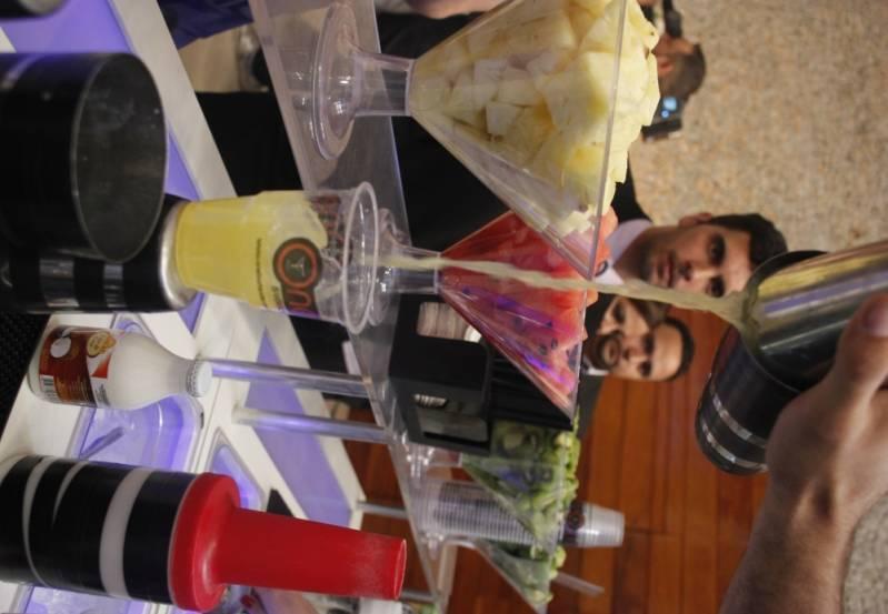 Preço de Bar de Caipirinha para Evento Casa Verde - Bar de Caipirinha para Festa