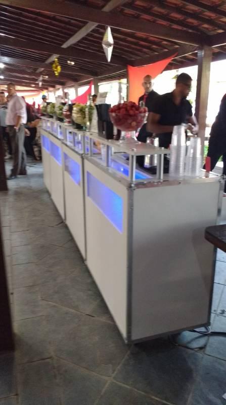 Preço de Bar de Caipirinha para Festa de Formatura Osasco - Bar de Caipirinha para Casamento
