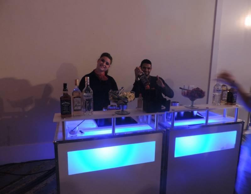 Quanto Custa Barman para Formatura de Faculdade Água Funda - Bartender para Festa de Formatura