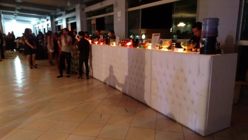 Serviço de Bar de Coquetéis para Festa Grande Vila Marisa Mazzei - Coquetelaria para Festa