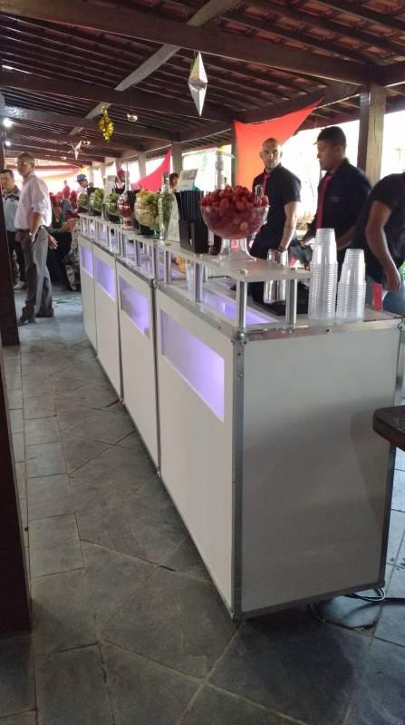 Serviço de Bar de Coquetéis para Formatura Jockey Club - Coquetelaria para Festa
