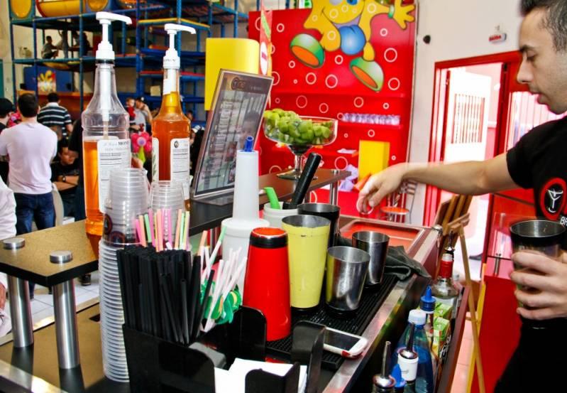 Serviço de Bar para Aniversário em Sp Butantã - Bar para Evento Corporativo