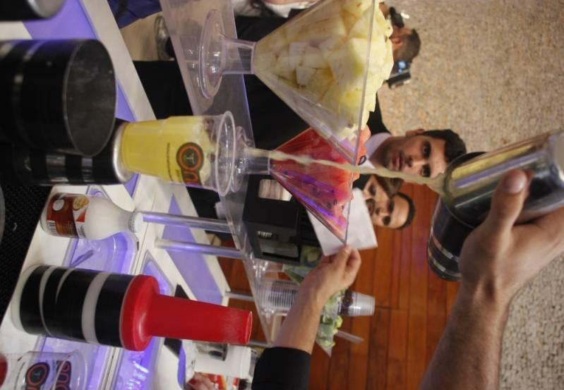 Serviço de Bar para Casamento em Sp Vila Maria - Bar para Evento Corporativo