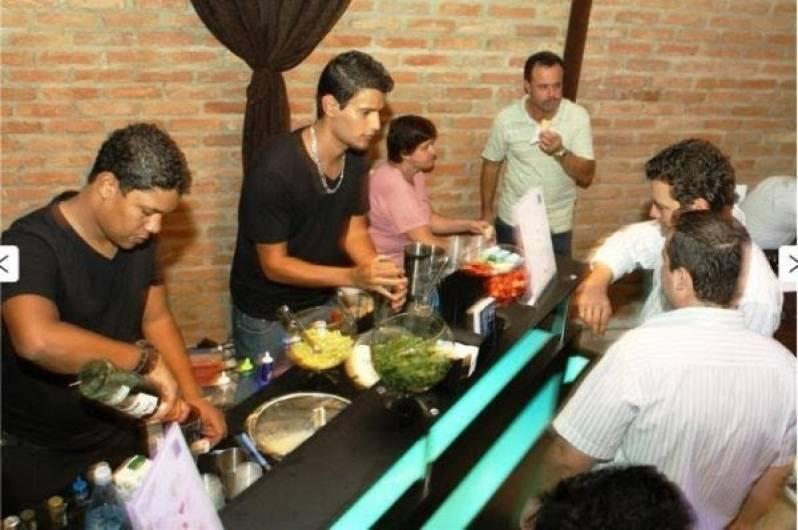 Serviço de Bar para Evento Moema - Bar para Evento Corporativo