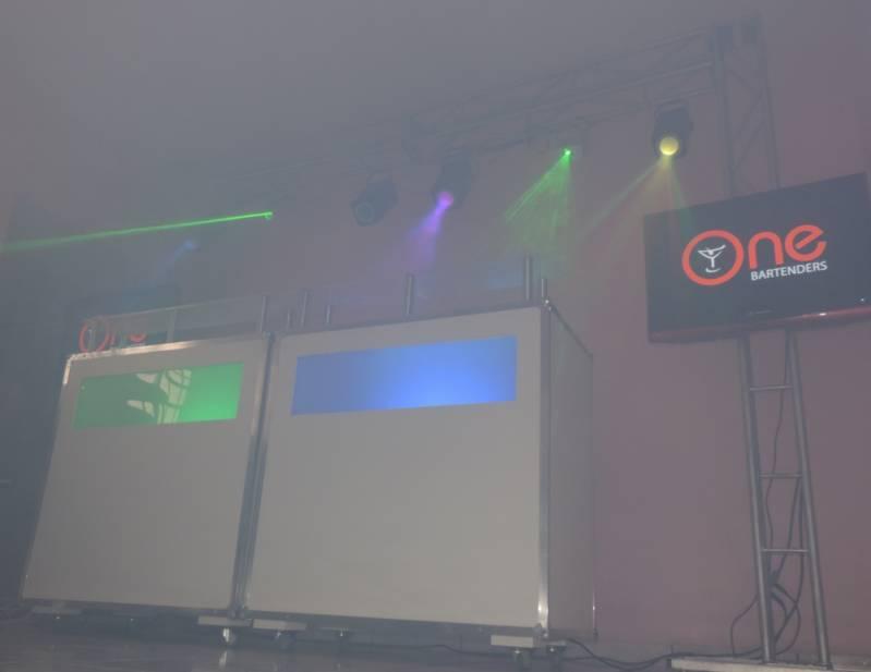 Serviço de Bar para Feira Promocional Jaçanã - Serviço de Bar para Congresso