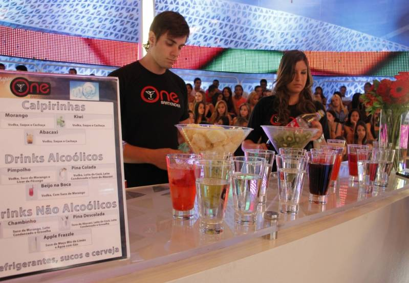 Serviço de Bar para Festa Corporativa Ermelino Matarazzo - Serviço de Bar para Festa