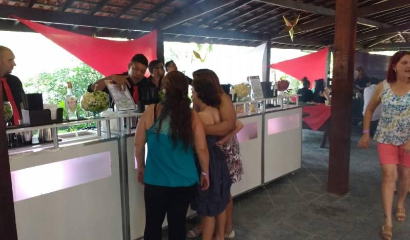 Serviço de Bar para Festa Parque Peruche - Serviço de Bar para Festa