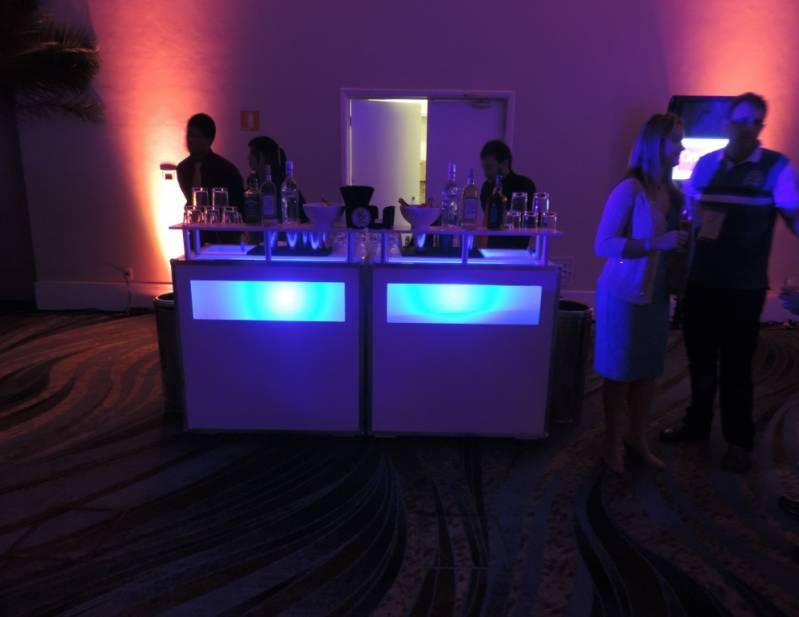 Serviço de Bar para Formatura em Sp Campo Limpo - Bar para Evento Corporativo