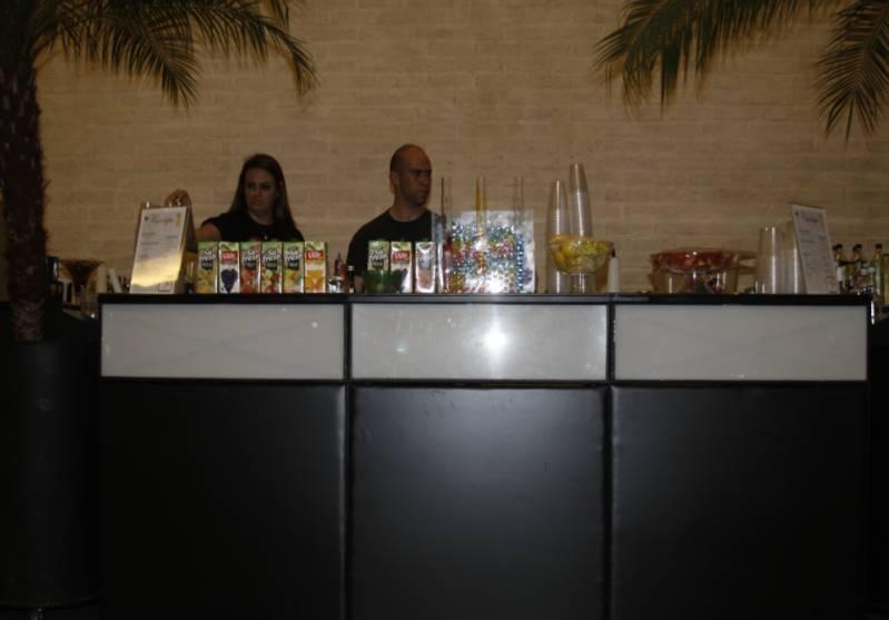 Serviço de Barman para Formatura de Faculdade Anália Franco - Bartender para Festa de Formatura
