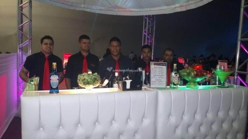 Serviço de Bartender para Festa em Sp Vila Ré - Serviço de Bartender para Festa