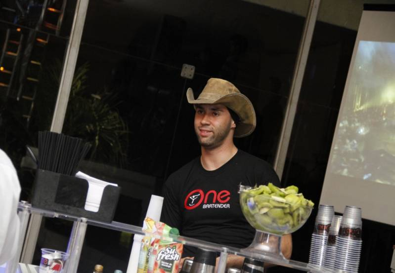 Serviço de Open Bar de Coquetel Personalizado Jabaquara - Serviço de Open Bar para Congresso