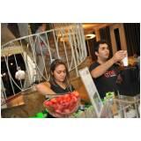 bar de caipirinha para festa de aniversário Cidade Líder