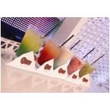 bartender com drinks preço Sacomã