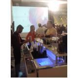 bartender para congresso preço Jardim Guarapiranga
