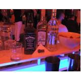 empresa de bartender para feira Jundiaí