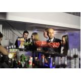onde encontrar serviço de bar para confraternização Vila Maria