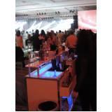 preço de bar de caipirinha para evento corporativo Vila Clementino