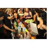 serviço de bartenders para festa de casamento Centro
